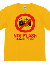 撮影(カメラ)禁止 NO!FLASH