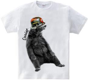 Helmet Bear