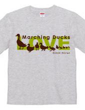 Marching Ducks 02