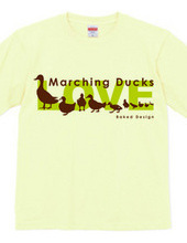 Marching Ducks 02
