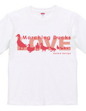 Marching Ducks 03