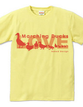 Marching Ducks 03