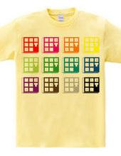 IMAGINATION ロゴ カラーパレット