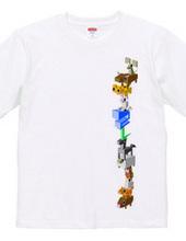 十二支Tシャツ