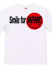 smile for japan