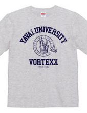 """""""ヤヴァイ大学"""" T-shirts"""