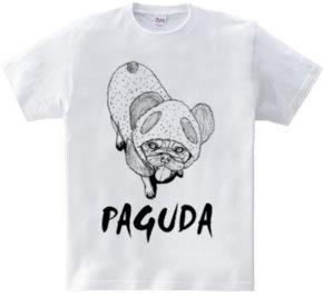 PAGUDA(落書きバージョン)