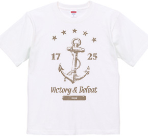 """Victory & Defeat"" T-shirt"