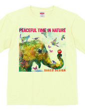 Peaceful Time in Nature 01