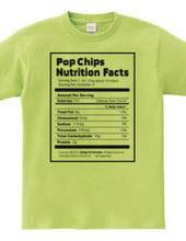 Nutrition Facts(栄養成分表)
