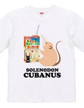 キューバソレノドンと昆虫ジュース