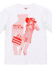 BEACH COUTURE KNIT ガールズイラスト