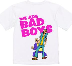 不良Tシャツ-BAD BOYS T-SHIRTS-