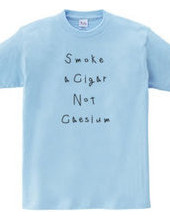 Smoke a cigar, not caesium