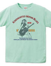 kindhearted woman blues