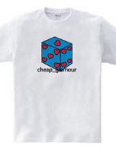 Dice T-shirt Blue