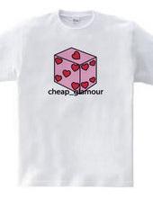 Dice T-shirt Pink