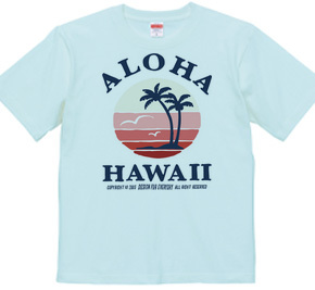 アロハ ハワイ SUN SET