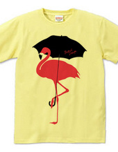 Flamingo Umbrella 01