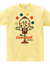 Mr. Gumball Machine