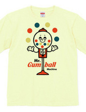 Mr. Gumball Machine
