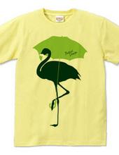 Flamingo Umbrella 03