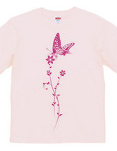 Butterfly Honey break (pink)