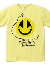 music makes me smile