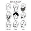 Which type...?? ヒゲver