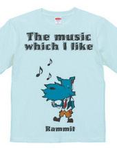 ポケット音楽とオオカミ