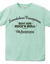 Scandalass Trumpman 10 year anniversary