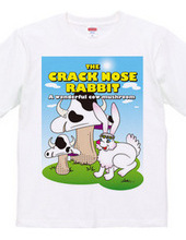 The crack nose rabbit