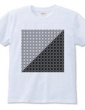 Triangle glass patterns