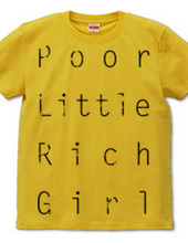 poor little rich girl