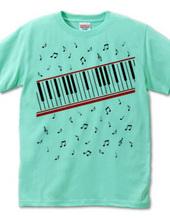 I LOVE MJ/BEAT IT PIANO