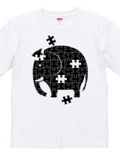 jigsaw puzzle elephant