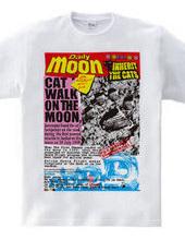 コラージュ:月の足跡
