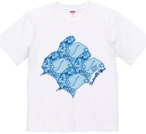 Dolphin Mermaid Effect Blue