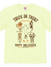 TRICK OR TREAT ~ HAPPY HALLOWEEN ~