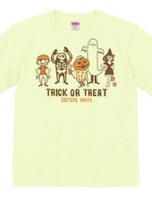 TRICK OR TREAT~HAPPY HALLOWEEN~