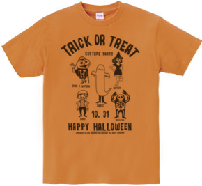 TRICK OR TREAT~HAPPY HALLOWEEN~