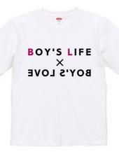 BOY S LIFE × BOY S LOVE
