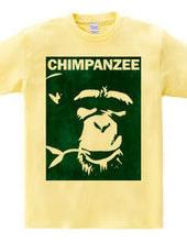 Chimpanzee face 01