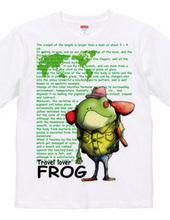 旅行好き蛙