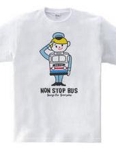 レトロバス&ドライバーボーイ☆アメリカン
