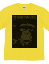 Chimpanzee face 03