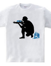 Watergun Soldier