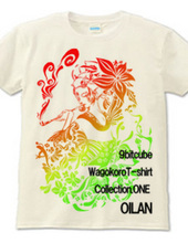 WagokoroT-shirt OILAN