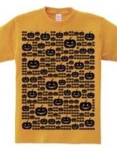 かぼちゃパターン
