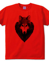 TYM Wolf heart